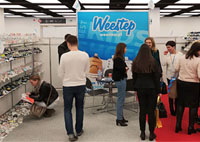 Weestep exhibitor at the POZNAN FASHION FAIR