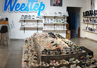 Weestep shoes for children in Poland