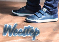He is the one, Weestep brand