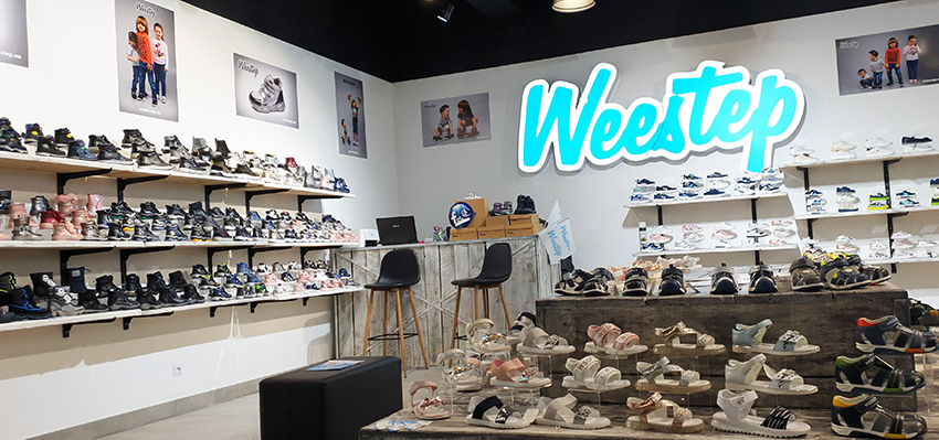 Weestep kids shoes