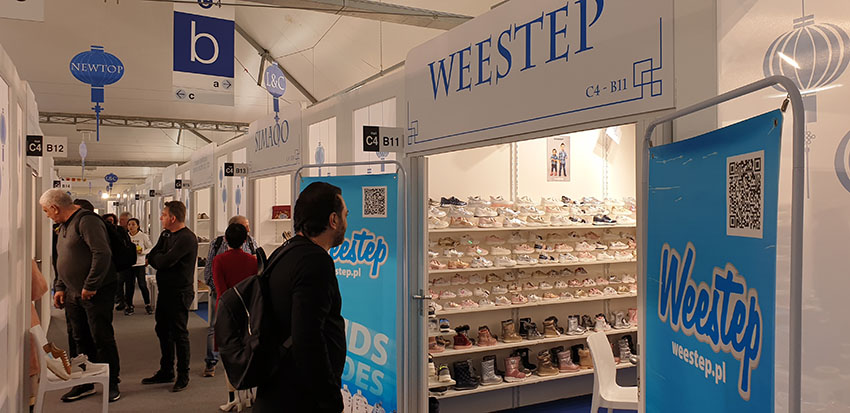 International Exhibition for Footwear & Leather Accessories